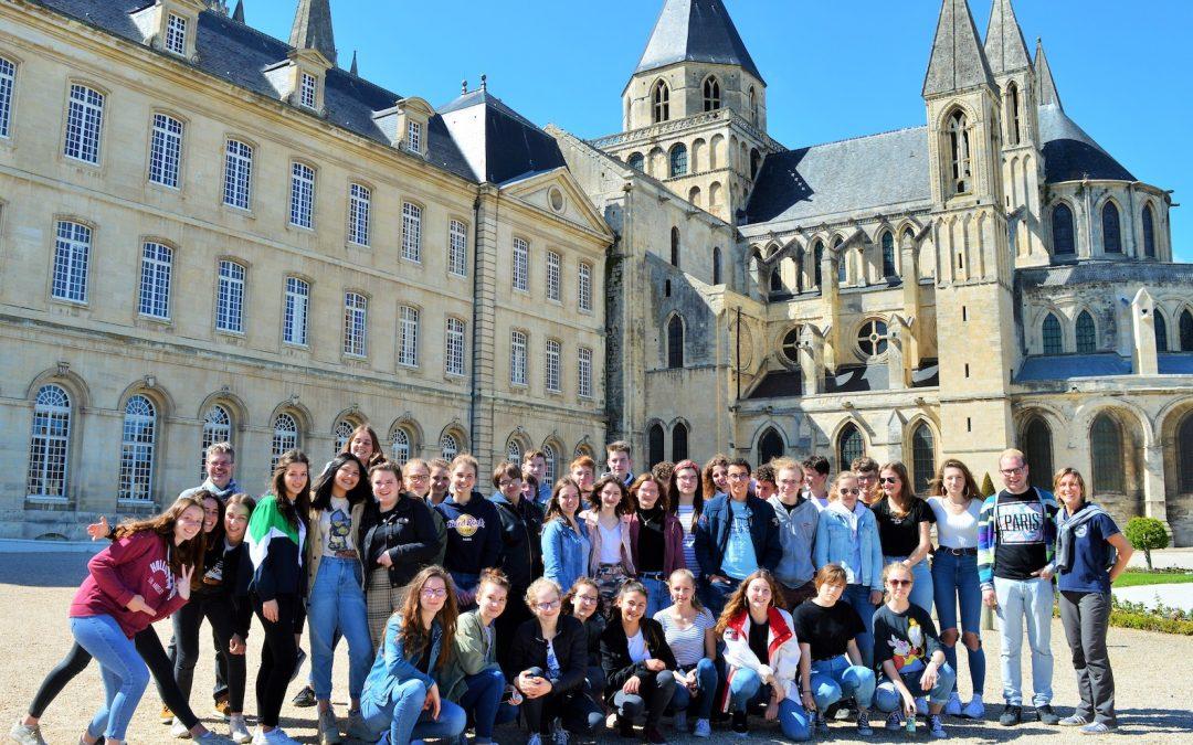 Zehn Jahre deutsch-französischer Schüleraustausch