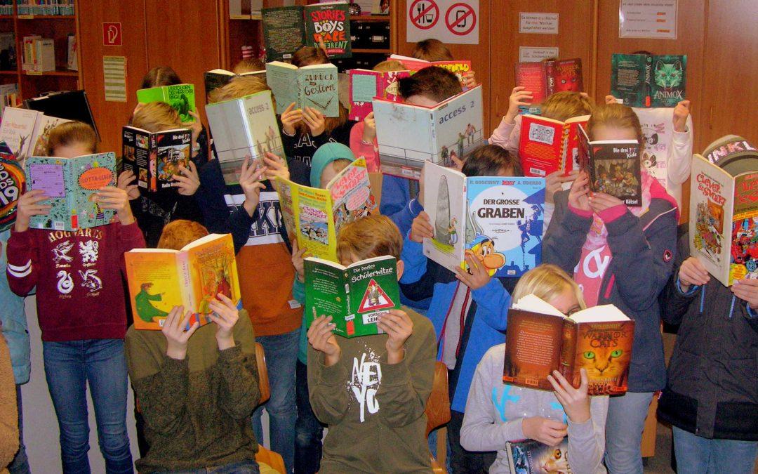 NEU: Ausleihservice der Schülerbücherei in Corona-Zeiten