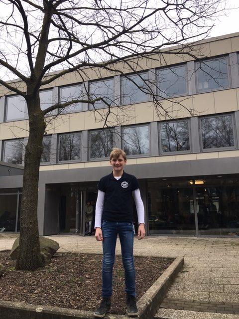 Landesweite Erfolge in Mathe-Olympiade: Stift-Schüler holen 1. und 3. Platz