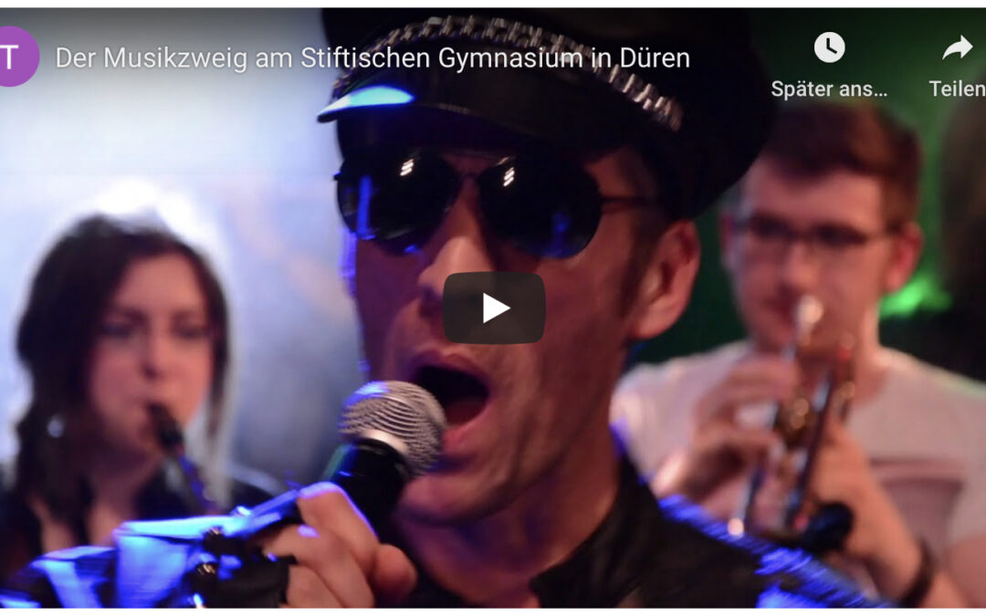 Das Musikleben am Stiftischen Gymnasium. Besondere Momente, die bleiben…