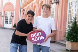 """David und Ivan (9a) erneut bei """"Dein Song"""""""