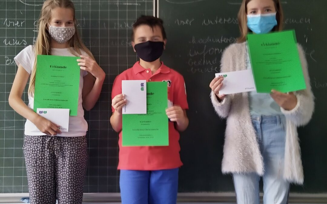 Wettbewerb für Leseratten