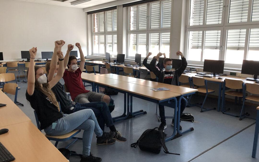 """Schülerzeitung """"Altenteich"""" gewinnt den 40. Schülerzeitungswettbewerb"""