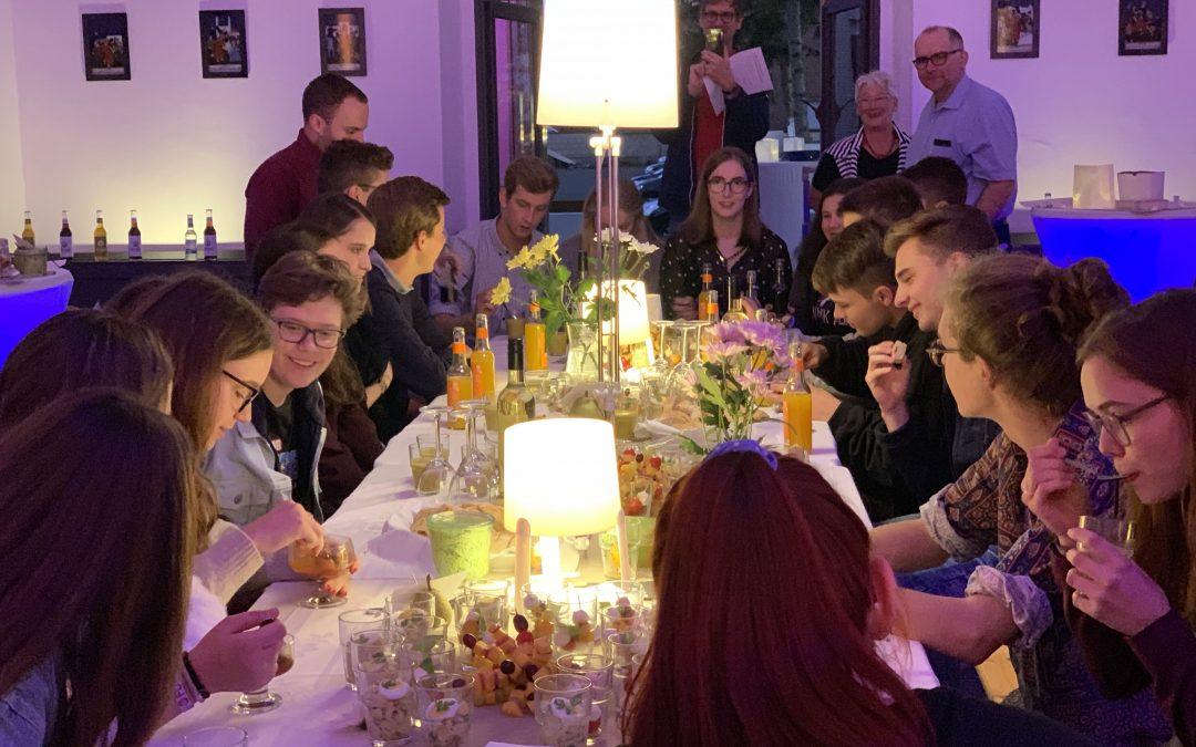 Soulfood & Fingerfood – ein Projekt der Fachschaft Religion und des Jugendkirchenprojektes Düren