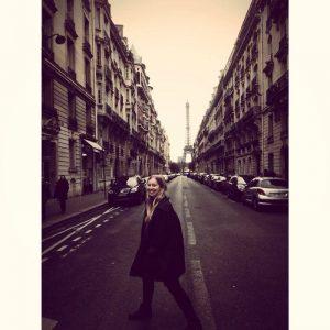 Eva Freyschmidt entdeckte als Aupair-Mädchen Paris
