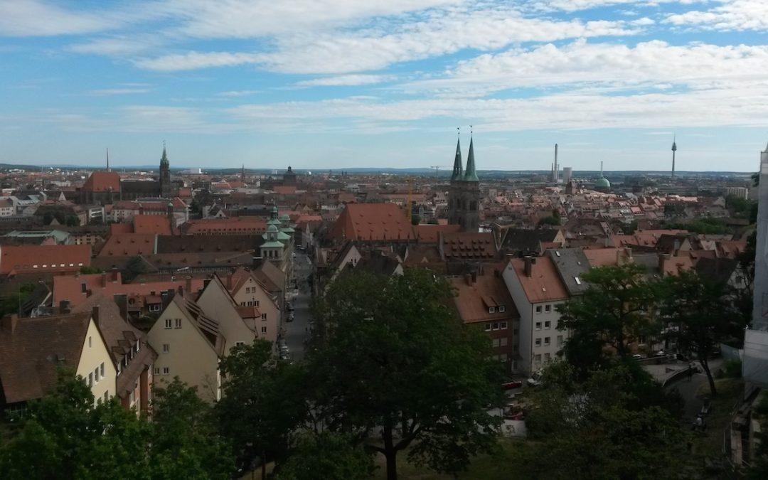 LK Geschichte besuchte Nürnberg