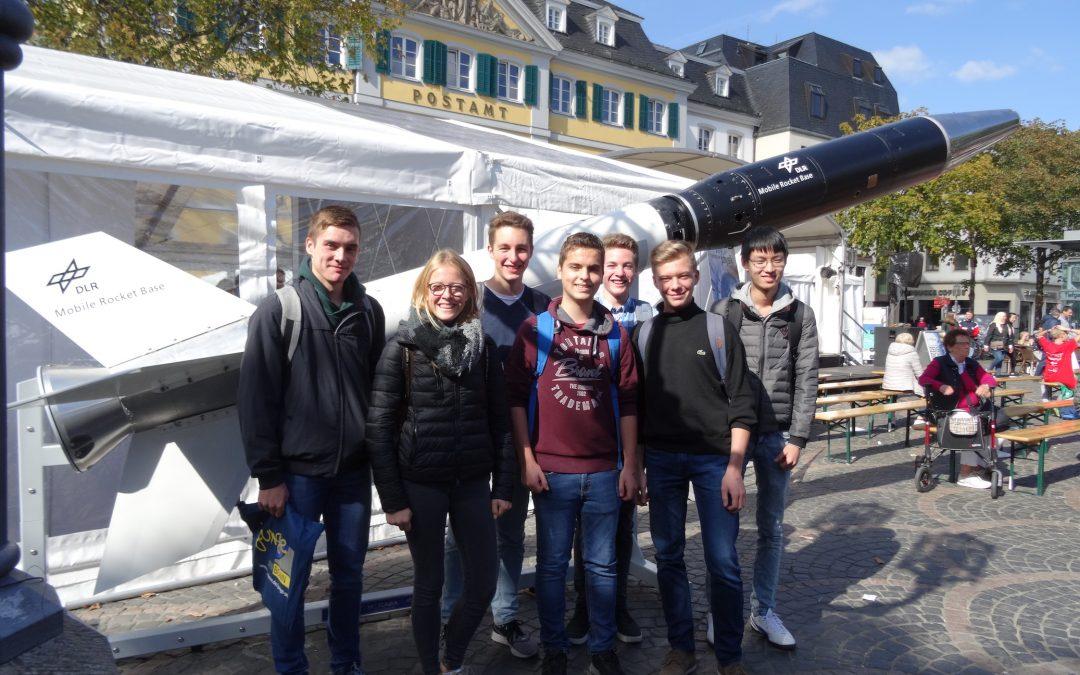 "Peng! Grübel! Staun! – Die ""Highlights der Physik"" in Bonn"