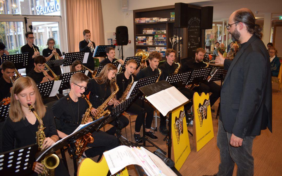 75 Jahre Frieden – Auftritt der Bigband in Meerssen (NL)