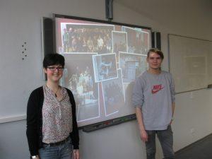FSJ Kultur Vortrag Milena und Benedikt 01.03.2016 Homepage