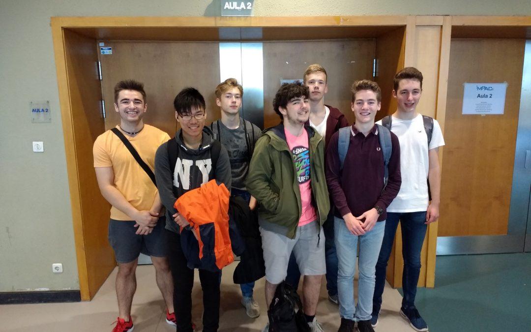 MathePlus-Schüler bestehen Zertifikatsklausur der RWTH