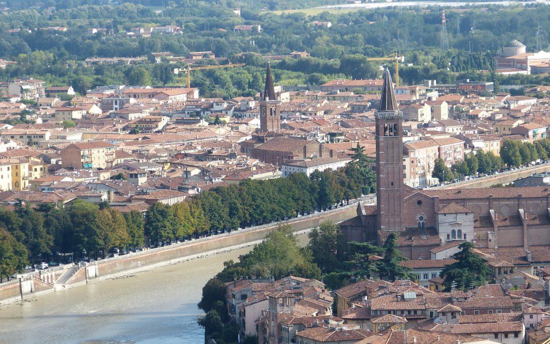 Studienfahrt Gardasee 2016  mit Verona, Mantua und Venedig
