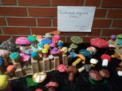 Ausstellung am Stift: Vielfalt, Eigenart & Schönheit der Pilze