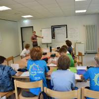 Besuch der Mathematischen Sommerakademie