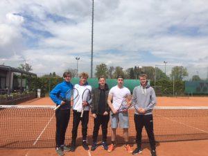 Tennis-Jungen WKII 28.04.2017.Homepage