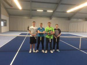 Unsere Kreismeister im Tennis 2016!