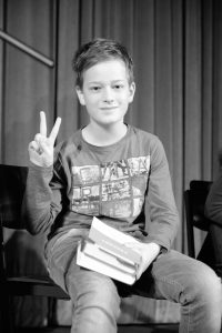 Schulsieger: Niels Hradek