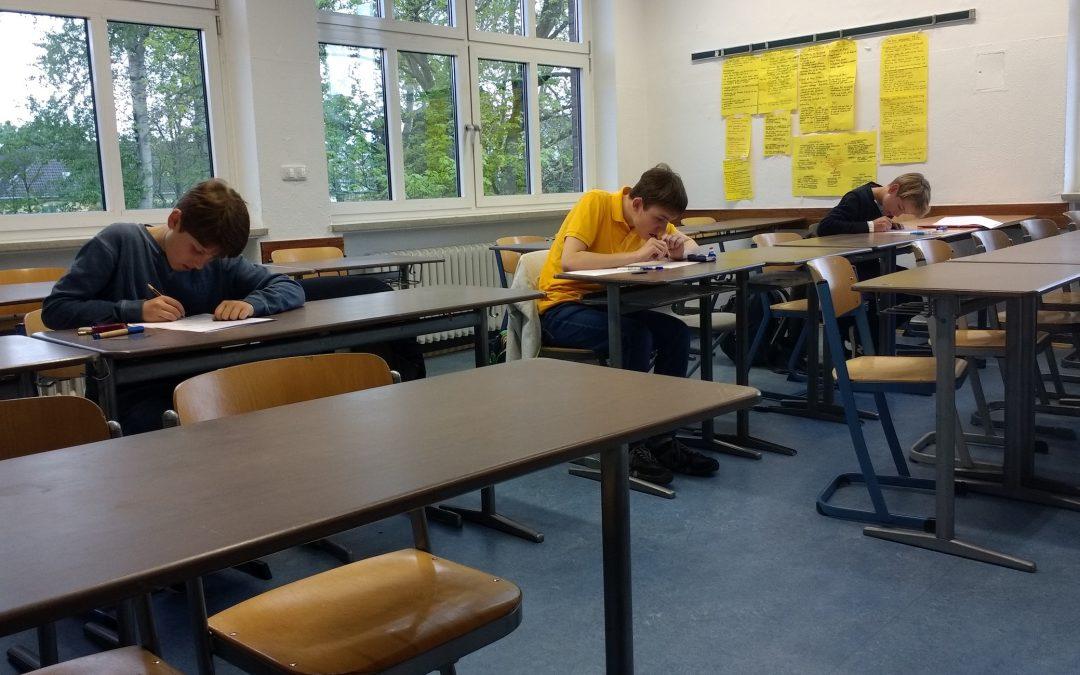 Stift-Schüler unter Deutschlands besten Mathe-Assen